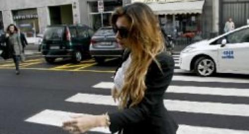 Belen ascoltata sul caso Ruby: mai visto Berlusconi ad Arcore